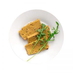 Pasztet Grochowo-warzywny