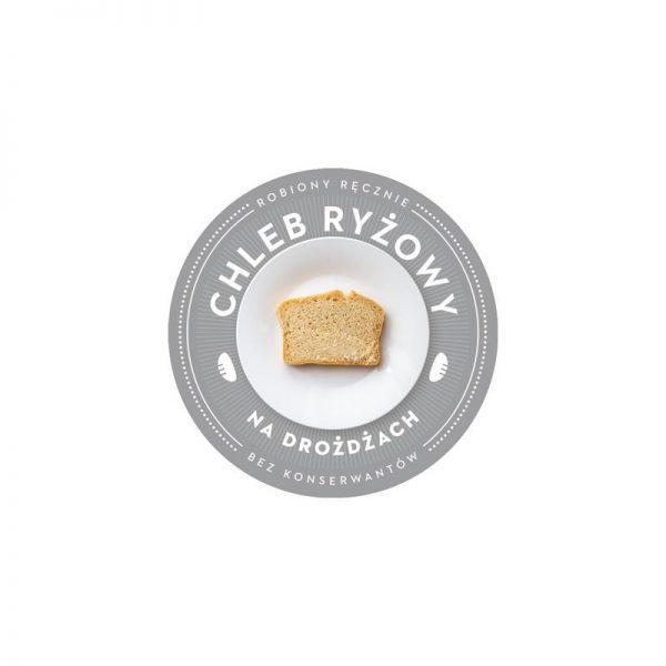 Bezglutenowy i wegański chleb ryżowy na drożdżach