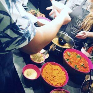 """Warsztaty kulinarne """"Podstawy bezglutenowej kuchni wegańskiej"""""""