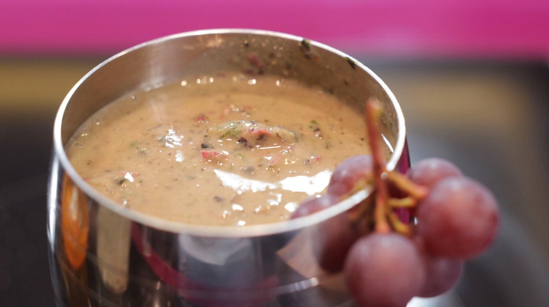 Witaminowe smoothie bezglutenowa kuchnia wegańska Atelier Smaku