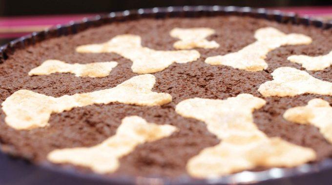 Ciasto marchwiowo-karobowe bezglutenowa kuchnia wegańska Atelier Smaku