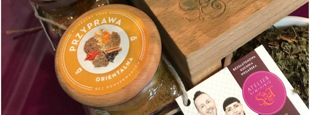 Przyprawa orientalna bezglutenowa kuchnia wegańska Atelier Smaku