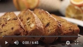 %name Bezglutenowy i wegański keks z bakaliami i mango