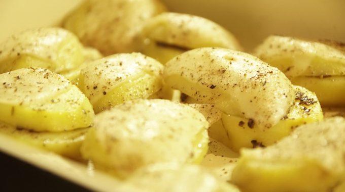 Ziemniaki pieczone z truflami Atelier Smaku