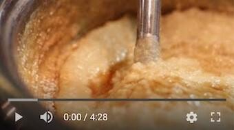 184YT Bezglutenowy i wegański hummus z tymiankiem