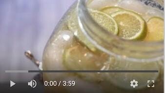 237YT Lemoniada cytrynowa z imbirem