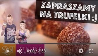 284YT Bezglutenowy i wegański aniołek czekoladowy z nutą pomarańczy