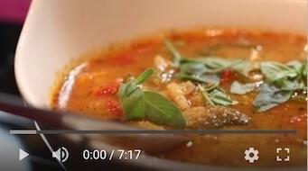 39YT Bezglutenowa i wegańska zupa minestrone
